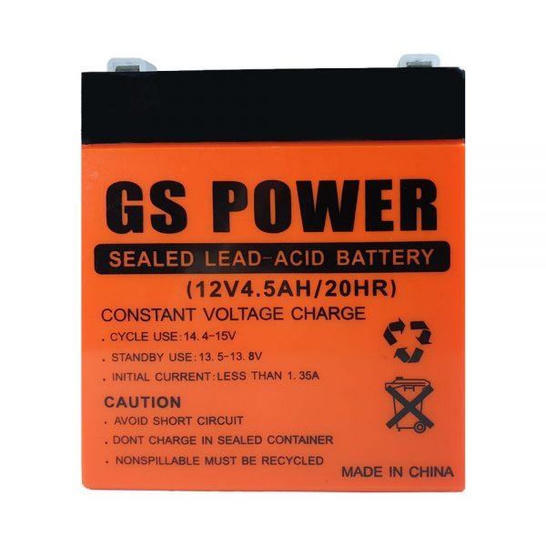 باتری 4.5 آمپر gs