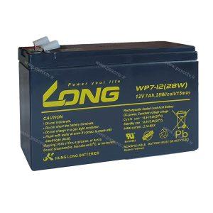باتری 12 ولت LONG