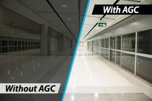تکنولوژی AGC دوربین مداربسته